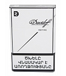 Ծխախոտ «Davidoff Refine White»